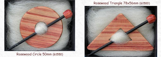 brooches rosewood